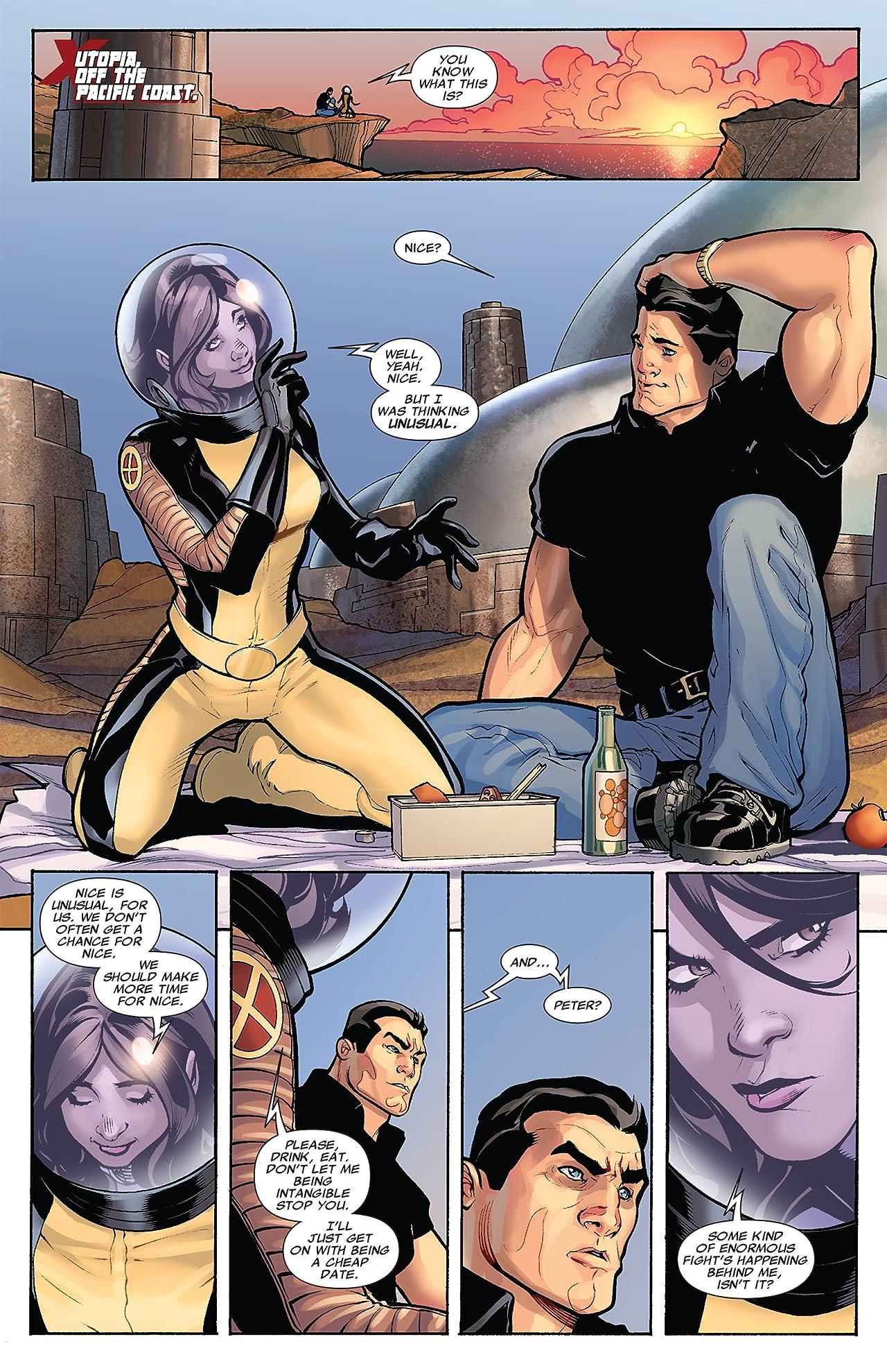 Uncanny X-Men (1963-2011) #535
