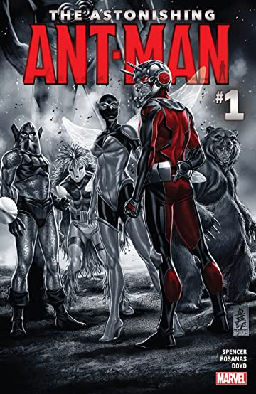 The Astonishing Ant-Man (2015-2016) #1