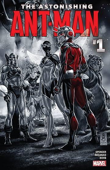 The Astonishing Ant-Man (2015-2016) #1
