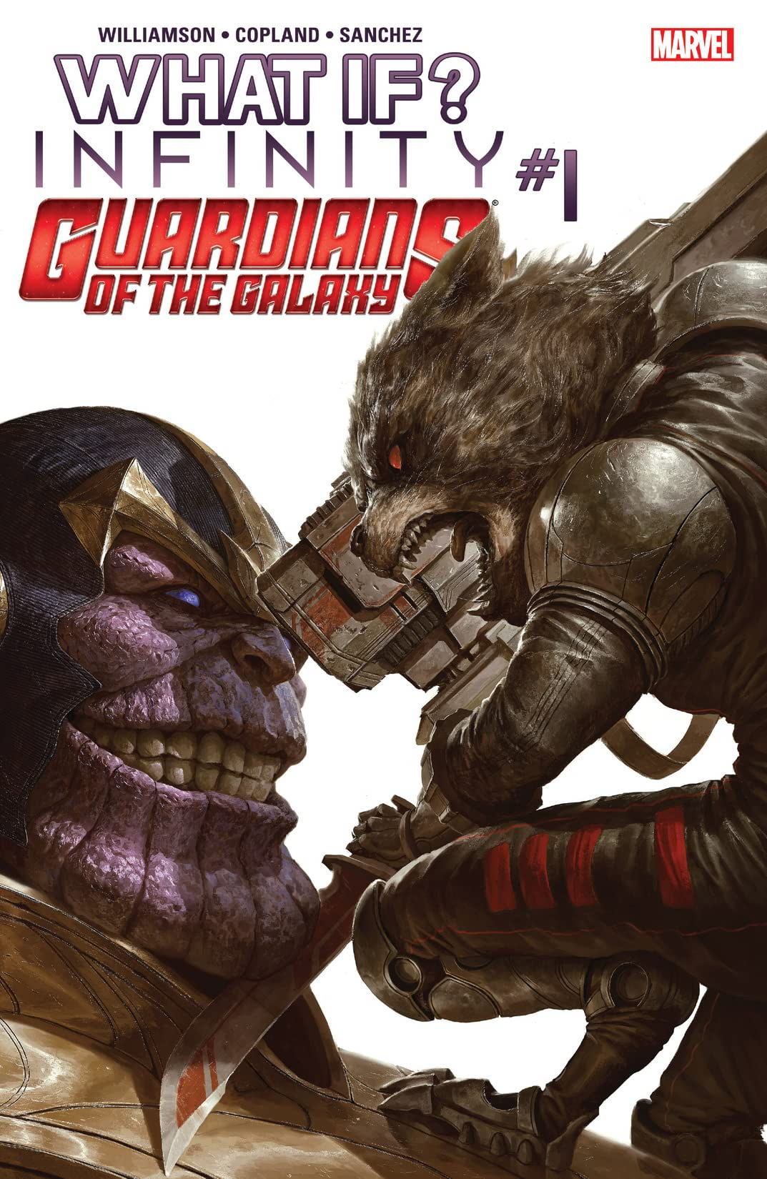 What If? Infinity - Guardians of the Galaxy #1