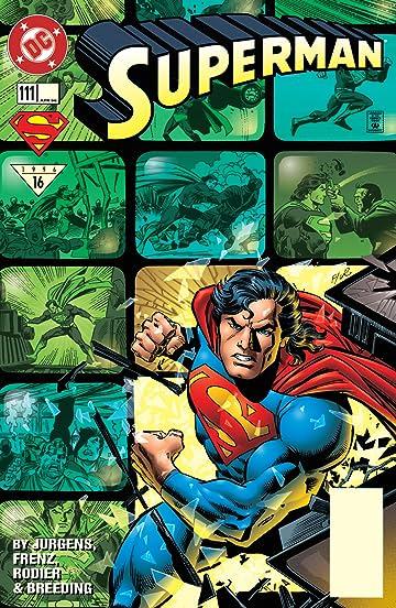 Superman (1987-2006) #111
