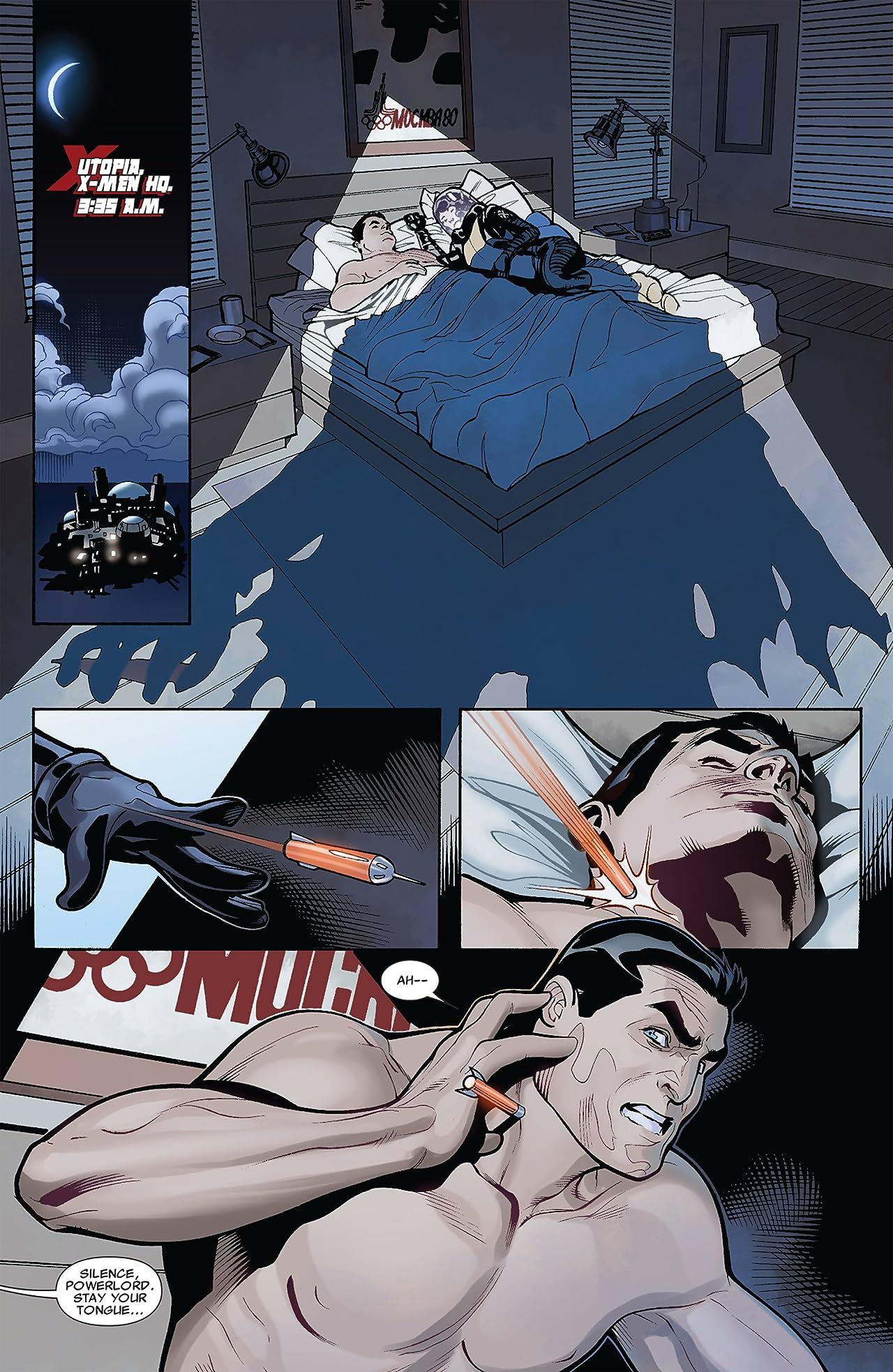 Uncanny X-Men (1963-2011) #537