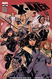 Uncanny X-Men (1963-2011) #538