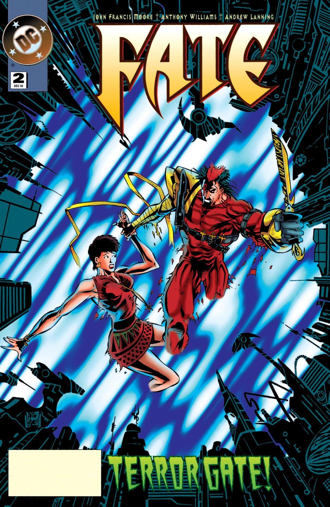 Fate (1994-1996) #2