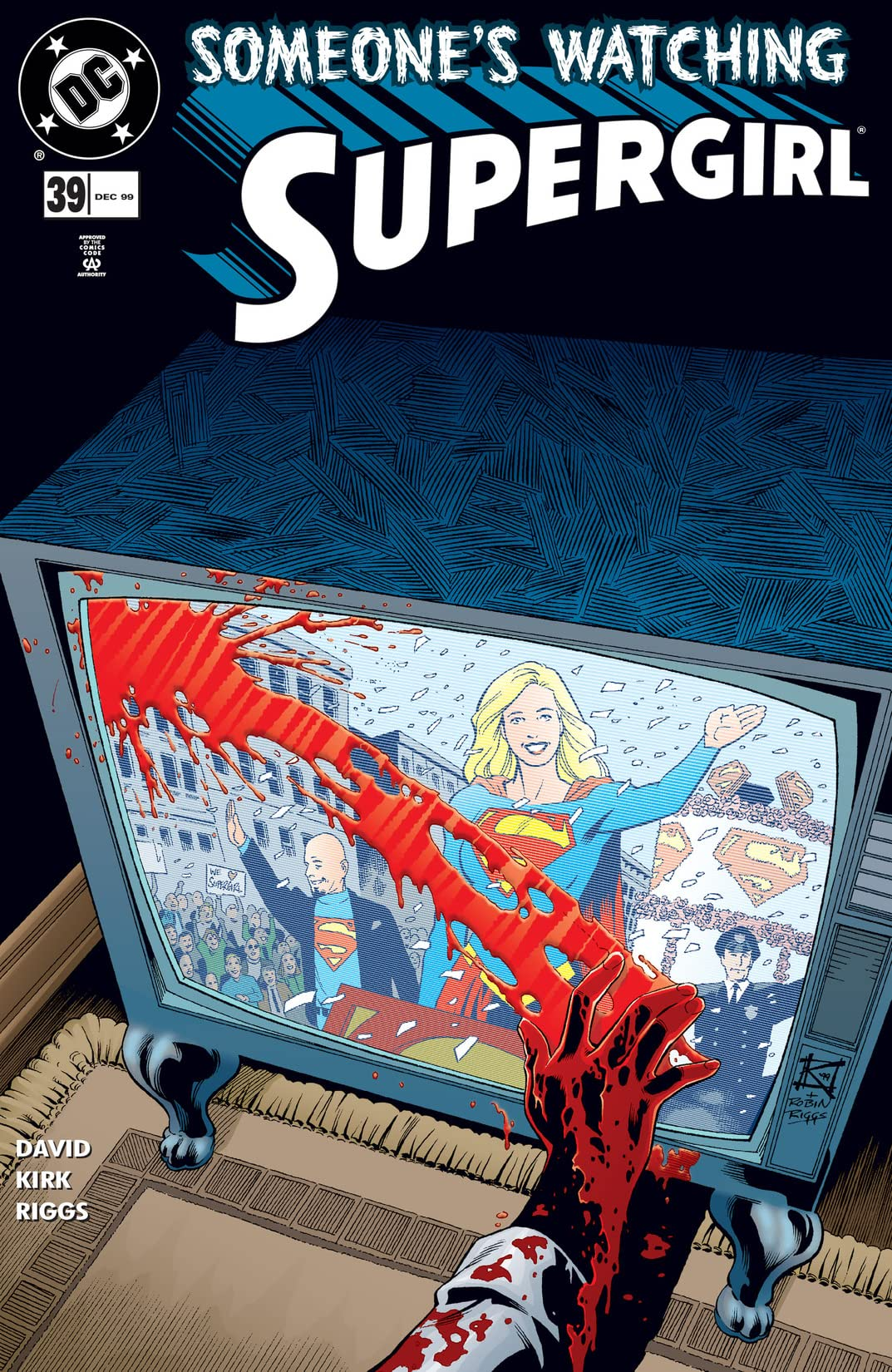 Supergirl (1996-2003) #39