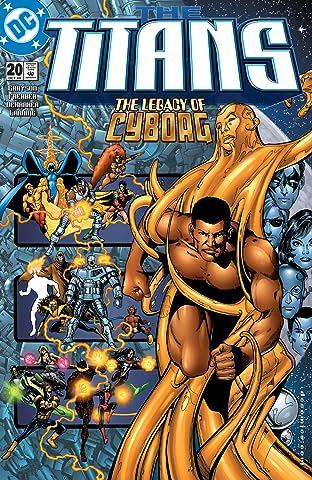 The Titans (1999-2003) #20