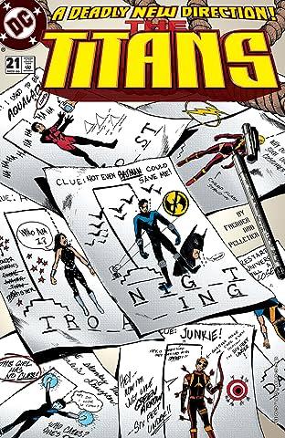 The Titans (1999-2003) #21