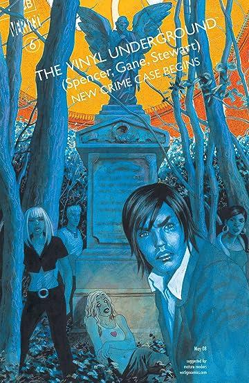 The Vinyl Underground (2007-2008) #6