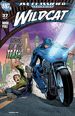 JSA: Classified #37