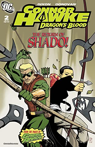 Connor Hawke: Dragon's Blood (2007) #2