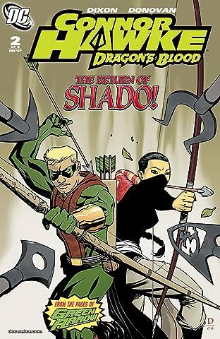 Connor Hawke: Dragon's Blood (2007) #2