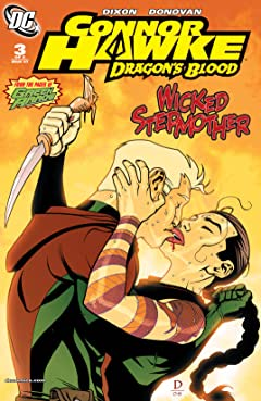 Connor Hawke: Dragon's Blood (2007) #3