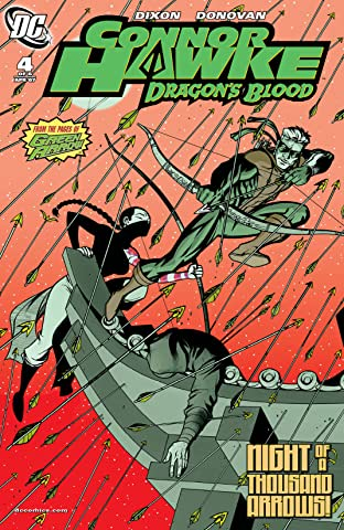 Connor Hawke: Dragon's Blood (2007) #4