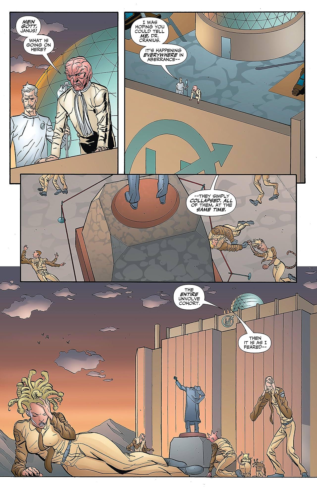 The Un-Men (2007-2008) #5