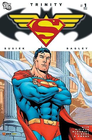 Trinity (2008-2009) #1