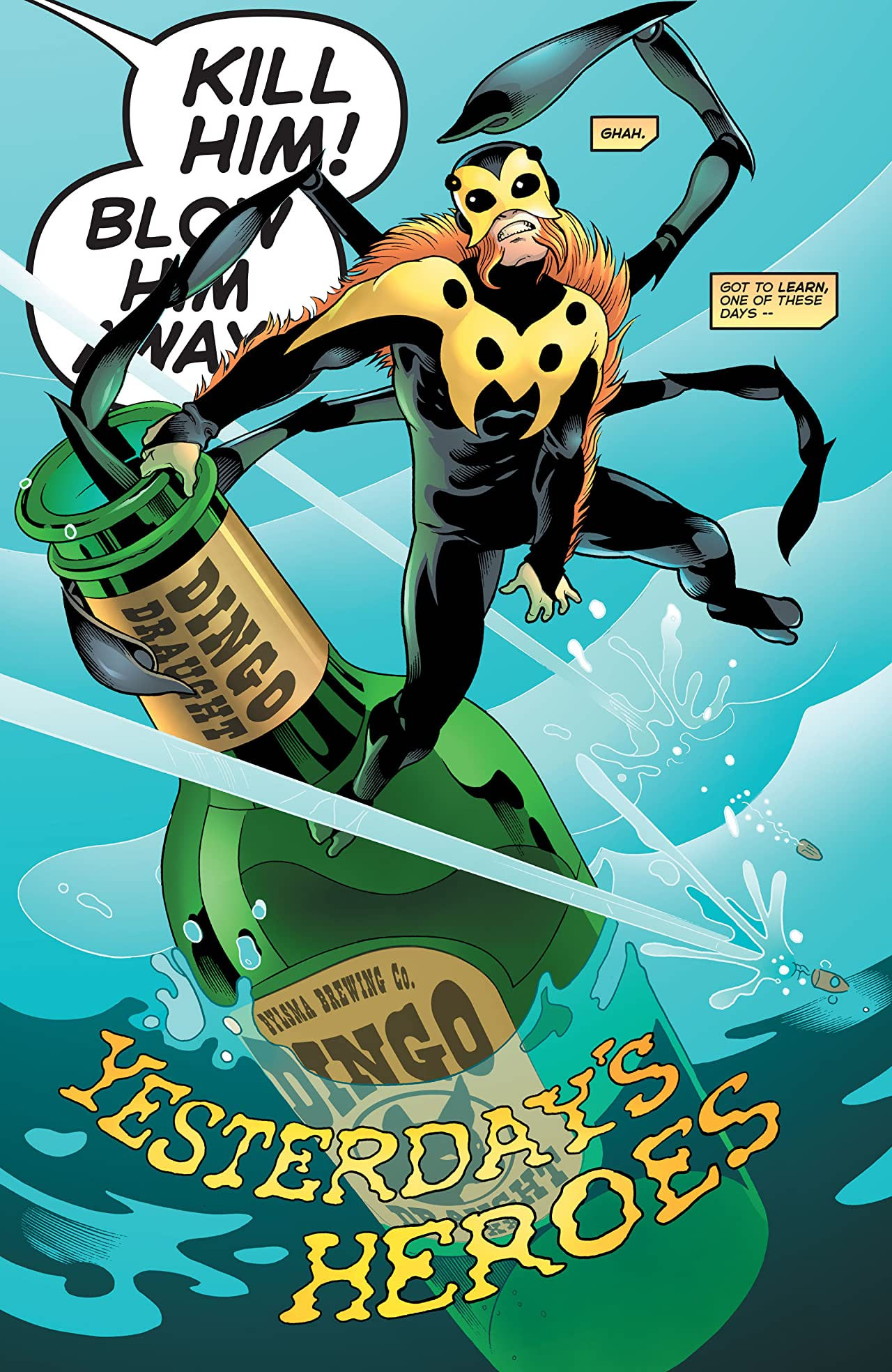Astro City (2013-) #28