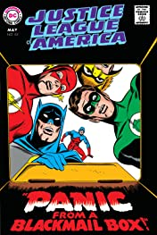Justice League of America (1960-1987) #62