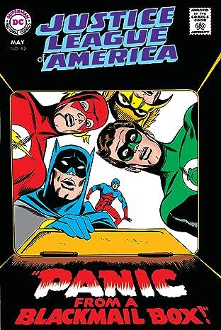 Justice League of America (1960-1987) #62