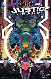 Justice League (2011-2016) #45