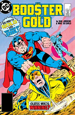 Booster Gold (1986-1988) #7