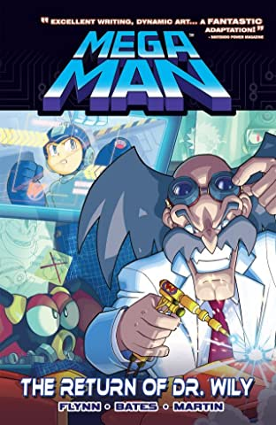 Mega Man Vol. 3: Return of Dr. Wily