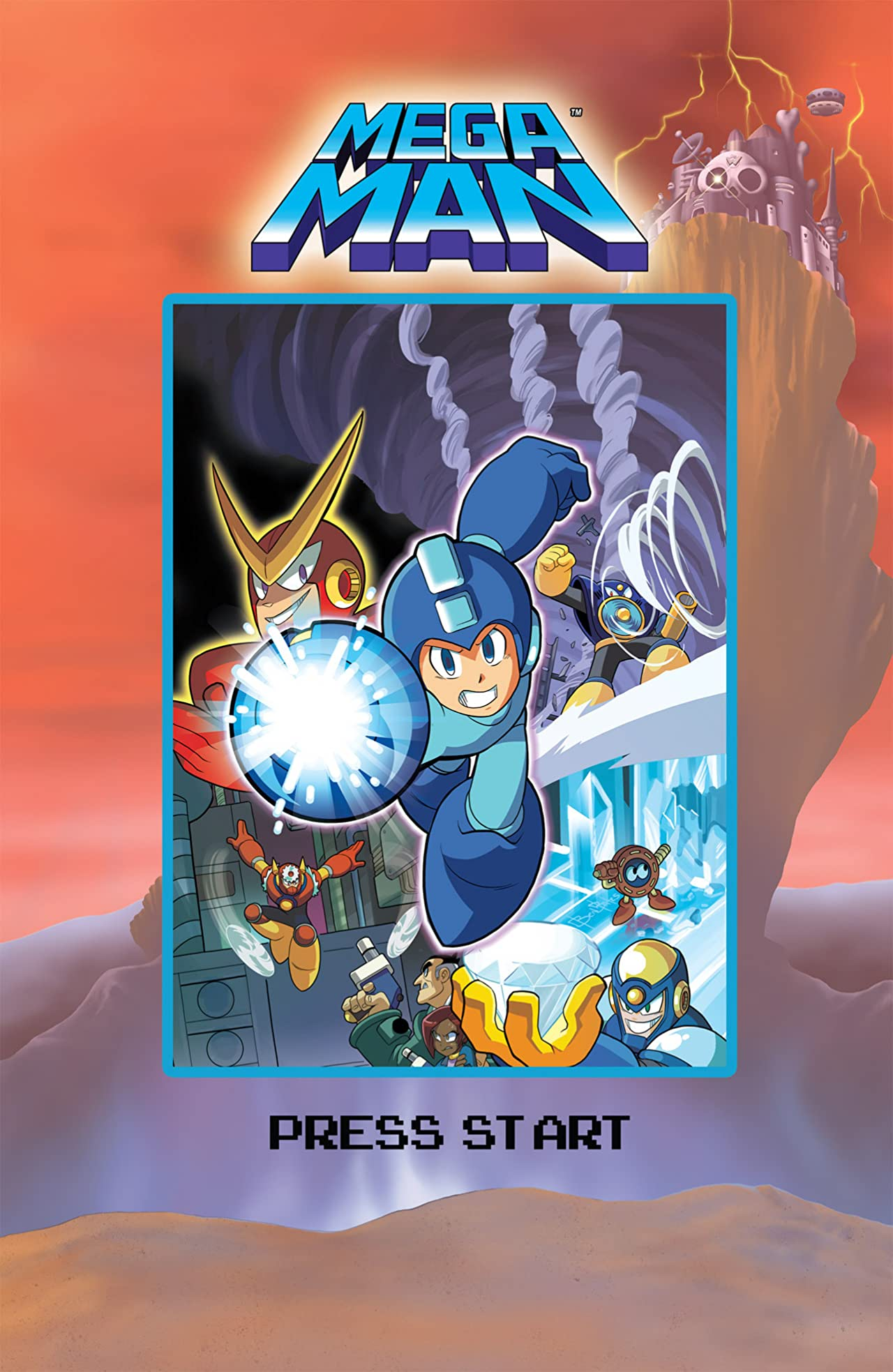Mega Man Vol. 3: Return of Dr. Wily