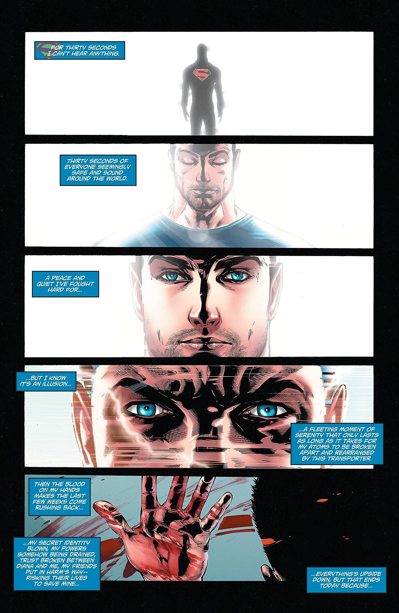 Superman/Wonder Woman (2013-2016) #22