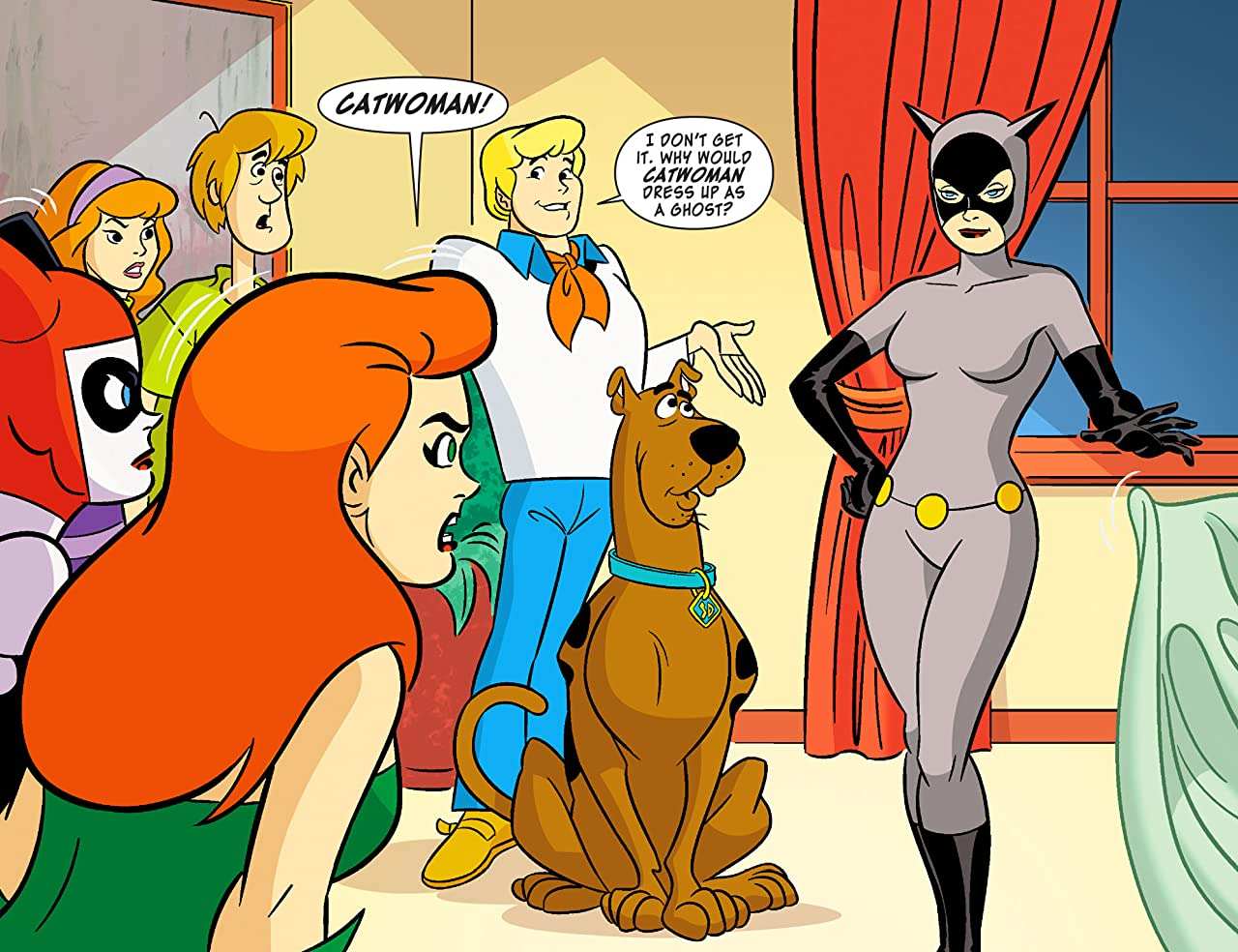 Scooby-Doo Team-Up (2013-) #24