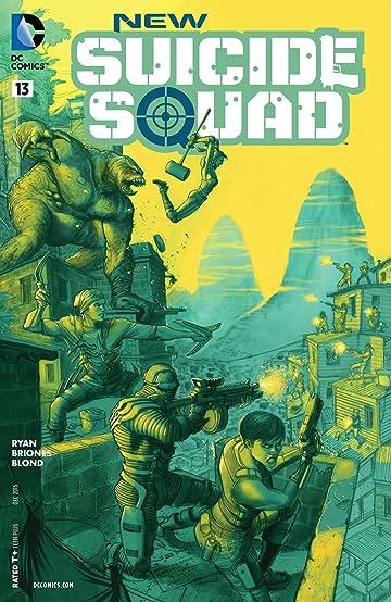 New Suicide Squad (2014-2016) #13