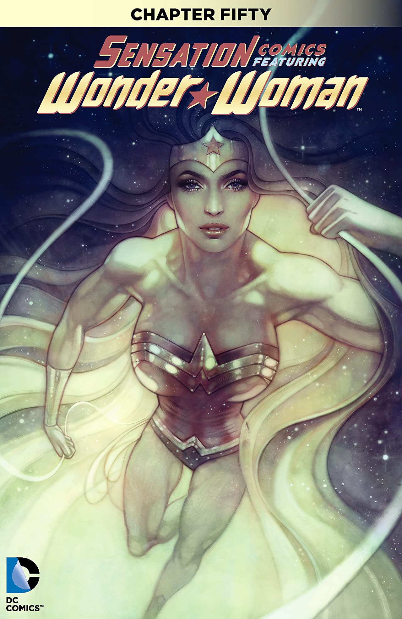 Sensation Comics Featuring Wonder Woman (2014-2015) #50