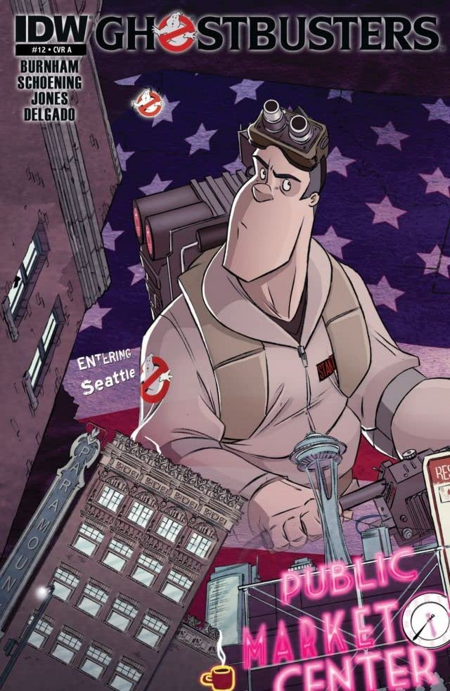 Ghostbusters (2011-2012) #12