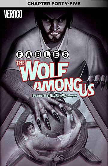 Fables: The Wolf Among Us #45