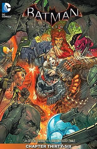 Batman: Arkham Knight (2015-2016) #36