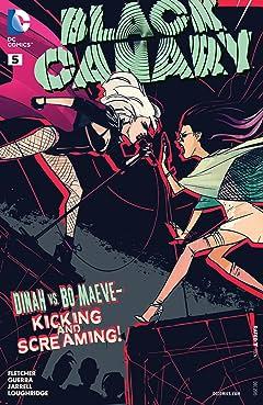 Black Canary (2015-2016) #5