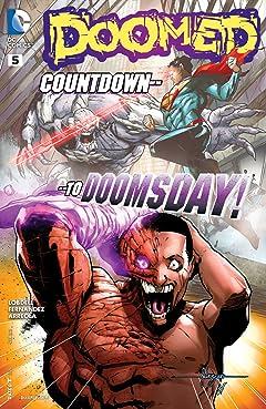 Doomed (2015) #5
