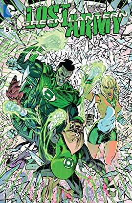 Green Lantern: Lost Army (2015) #5
