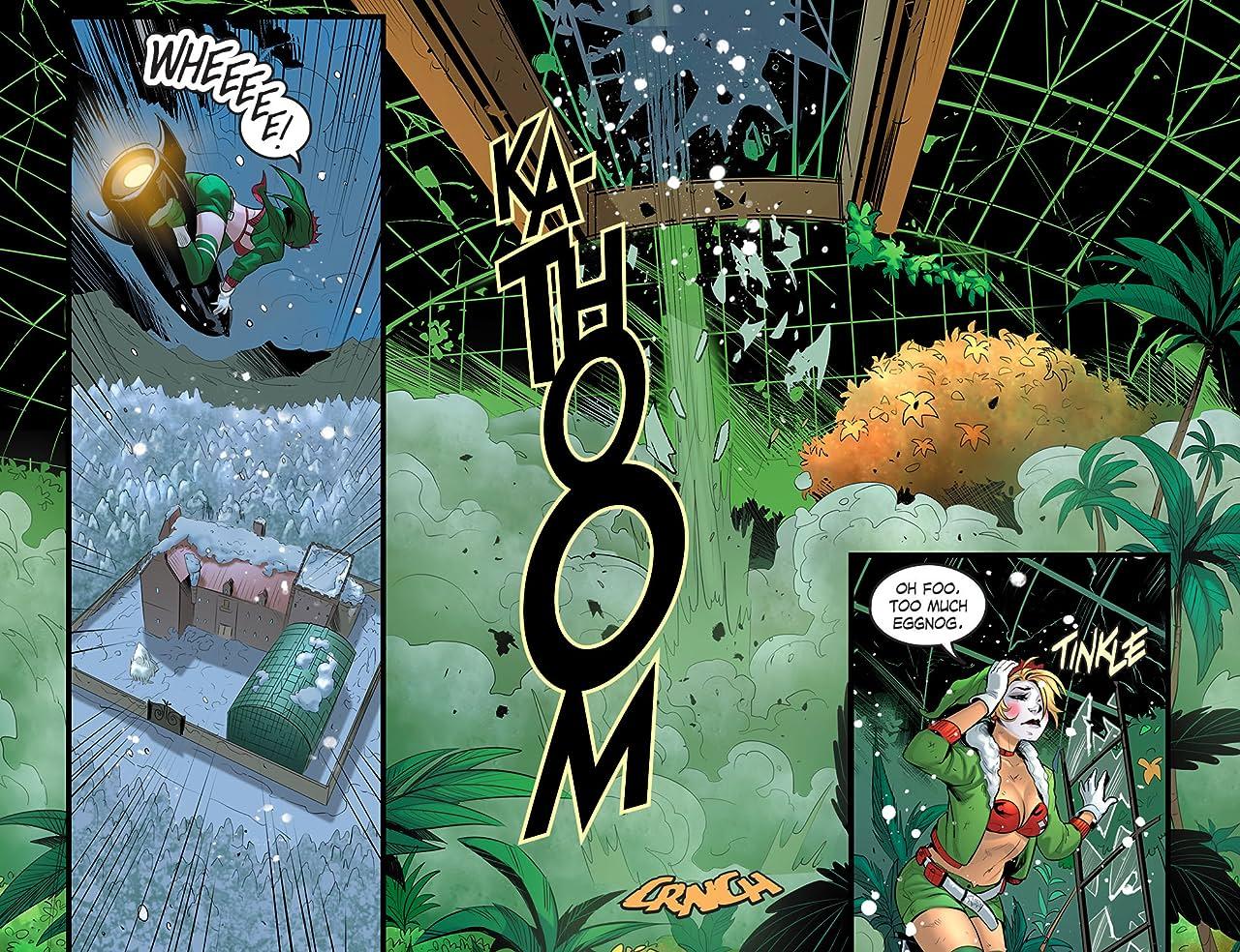 DC Comics: Bombshells (2015-2017) #14
