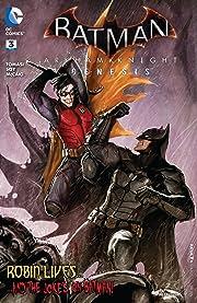 Batman: Arkham Knight - Genesis (2015-2016) #3