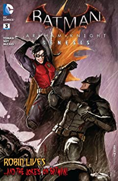 Batman: Arkham Knight - Genesis (2015-2016) #3
