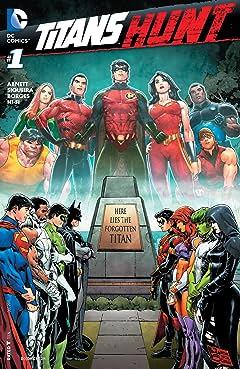 Titans Hunt (2015-2016) #1