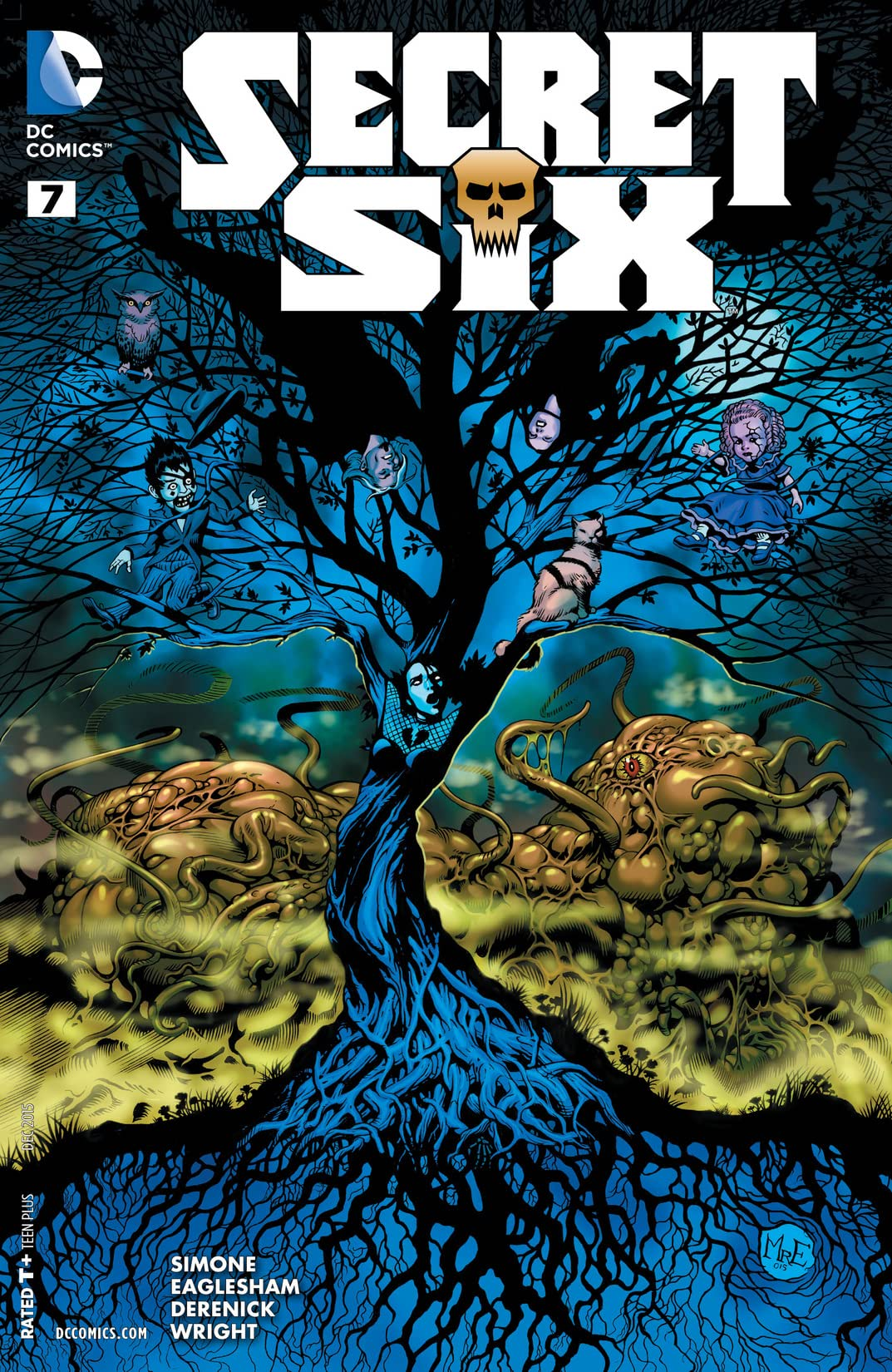Secret Six (2014-2016) #7