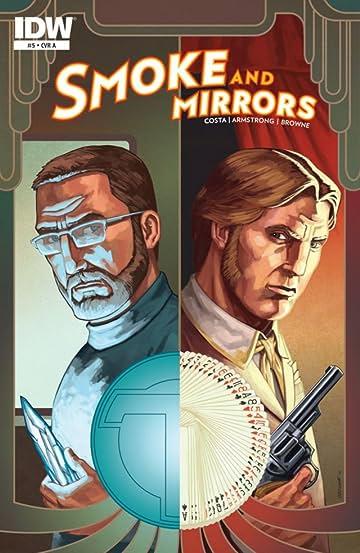 Smoke and Mirrors #5 (of 5)