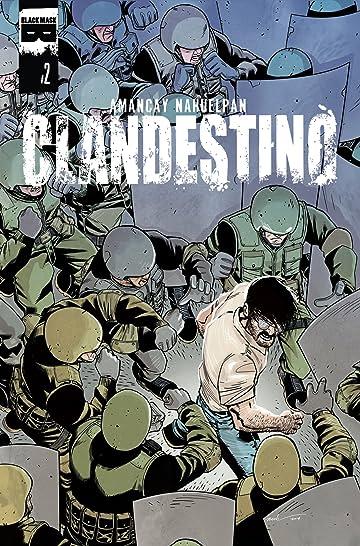 Clandestino (Black Mask Studios) #2
