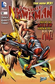 The Savage Hawkman (2011-2013) #12