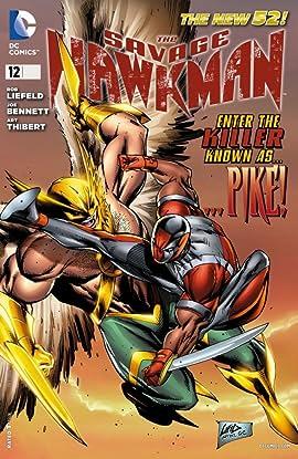 The Savage Hawkman (2011-2013) #12