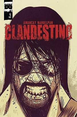 Clandestino (Black Mask Studios) #3