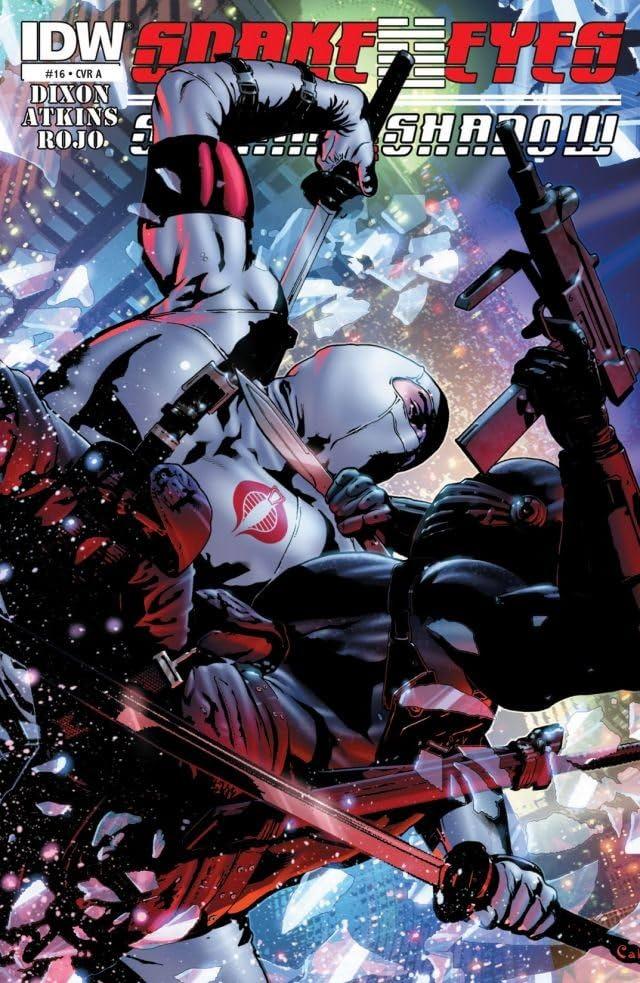 G.I. Joe: Snake Eyes (2011-2013) #16