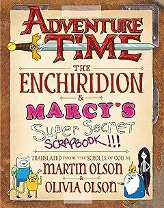 Adventure Time: The Enchiridion & Marcy's Super Secret Scrapbook!!!