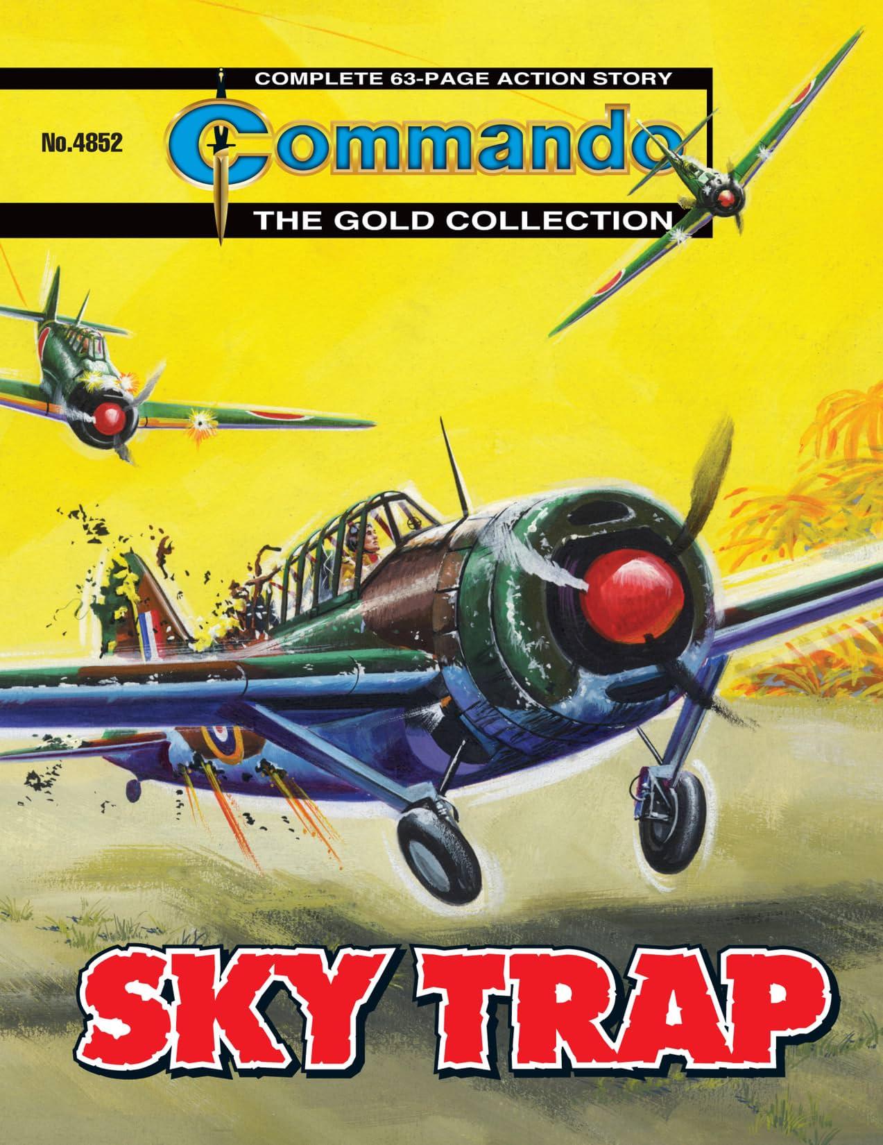 Commando #4852: Sky Trap