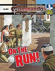Commando #4854: On The Run!